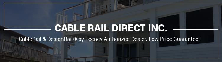 Exterior And Interior Cable Railing | Cable Handrail | Cable Rail Direct